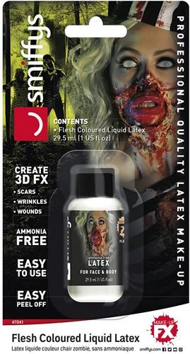 Vloeibare Latex 29,5ml (huidskleur)