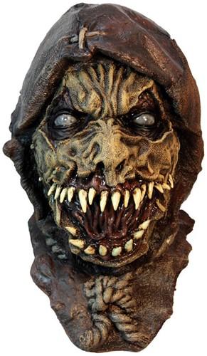 Halloween Masker Dark Scarecrow Latex Luxe