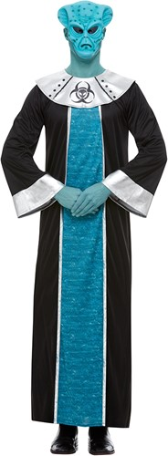 Alien Blue Kostuum
