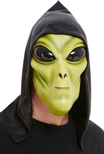 Alien met Kap Masker