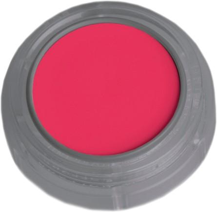 Water Make-up Grimas 520 Fluor Roze (2,5ml)