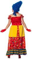 Clownsjurk Lang voor dames -3