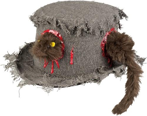 Hoed Grafdelver met Rat