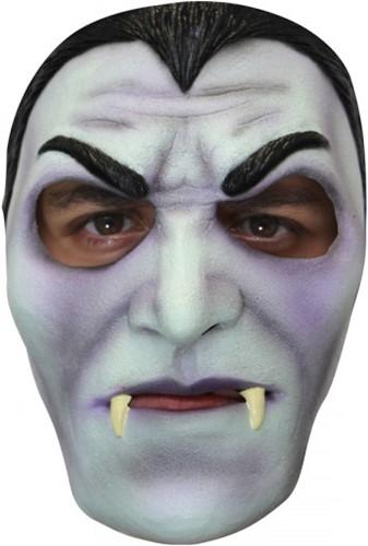 Klassiek Gezichtsmasker Dracula (latex)