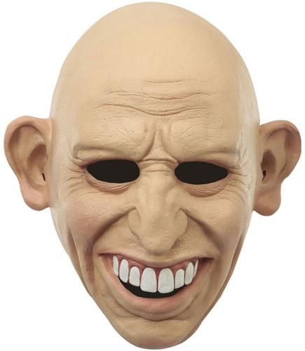 Latex Masker Oude Kale Man Daniel