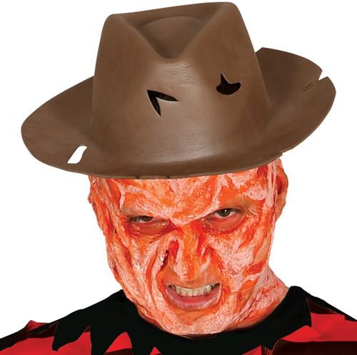 Hoed Freddy Krueger Bruin (Foam)