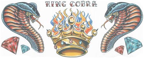 Cobra Nek Tattoo