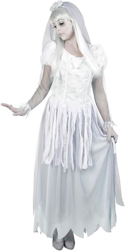 Halloween Kostuum.Horror Kostuum Halloween Bruid Voor Dames