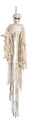 Hangdecoratie Skeleton Mummy (1m)
