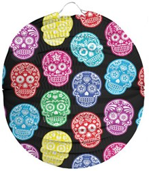Lampion Day of the Dead (22cm)