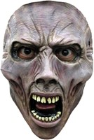 World War Z Gezichtsmasker - Scream Zombie (latex)