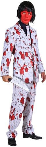 Bloody Halloween Herenkostuum