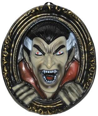 Wanddeco Dracula (42x36cm)