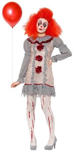 Dameskostuum Pennywise uit 'IT'