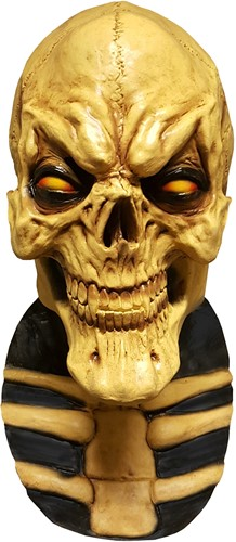 Grinning Skull Masker Luxe (latex)
