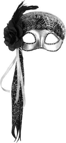 Oogmasker Luxe Halloween Webster