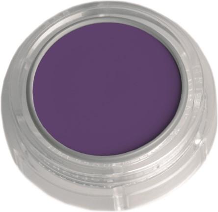 Creme Make-Up Grimas 601 Paars (2,5ml)