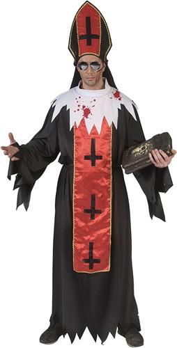 Halloweenkostuum Kardinaal Zombie