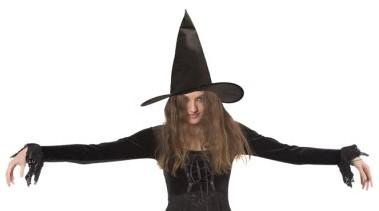 Heksenhoed Ursula voor kinderen
