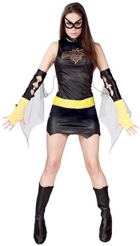 Batwoman Dameskostuum