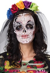 Diadeem Day of the Dead La Calaca