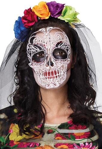 Diadeem Day of the Dead La Calaca