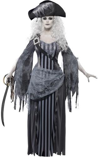 Ghost Ship Piratenkostuum voor dames
