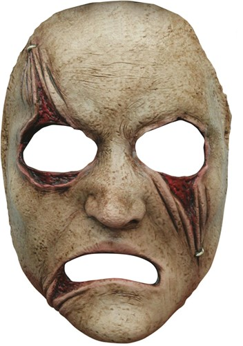 Gezichtsmasker Sleepy Serial Killer Latex