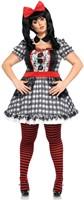 Darling Baby Doll Damesjurkje (Plus Size)