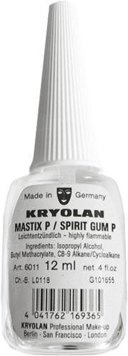 Kryolan Mastix P (Zweetbestendig) 12ml