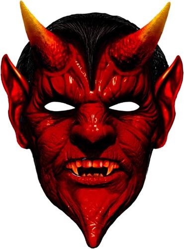Masker XXL Duivel