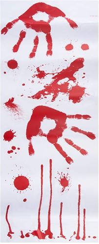 Stickervellen Bloed