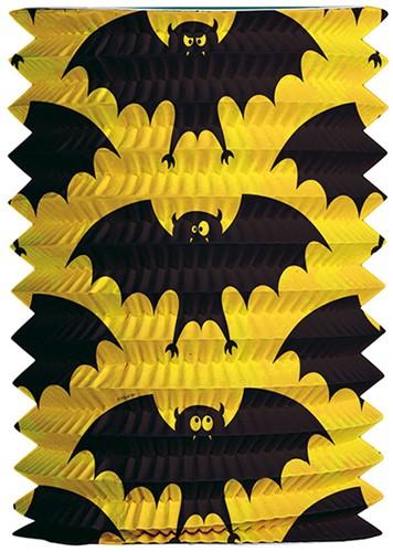 Treklampion Vleermuizen Geel/Zwart