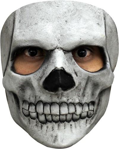 Masker Skull Bones Latex (gezichtsmasker)