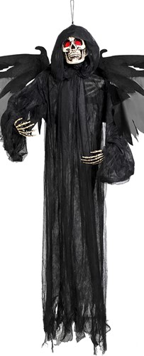 Decoratie Halloween Dizzy Demon (165cm)
