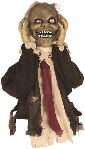 Halloween Decoratie Rising Zombie (55cm)