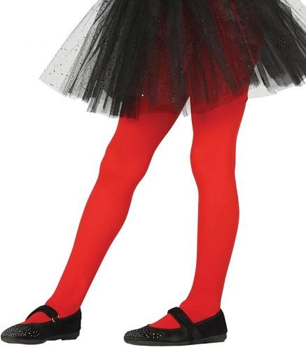 Rode Panty voor Kinderen