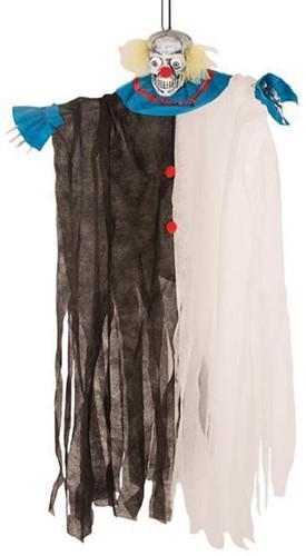 Halloween Hangende Horror Clown (90cm)