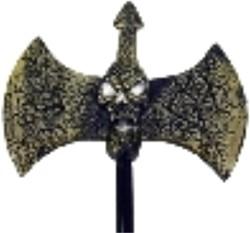 Hellebaard Luxe (100cm)