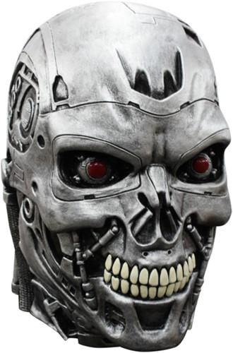 Masker Terminator Endoskull Latex Luxe