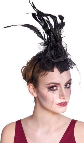 Zwarte Weduwe Tiara