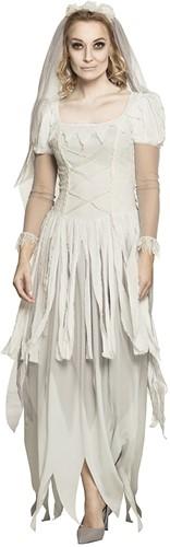 Horror Kostuum Halloween Bruid voor dames