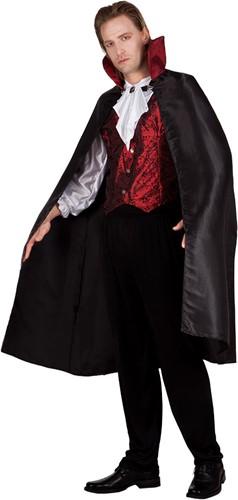 Vampier Dracula Kostuum voor heren