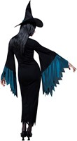 Heksenjurk Scary Witch voor dames -2