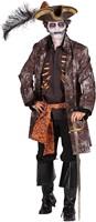 Halloween Heren Kostuum Ghost Pirate