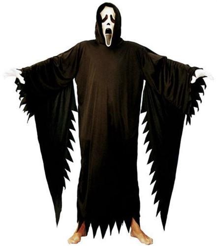 Halloweenkostuum Scream Volwassenen