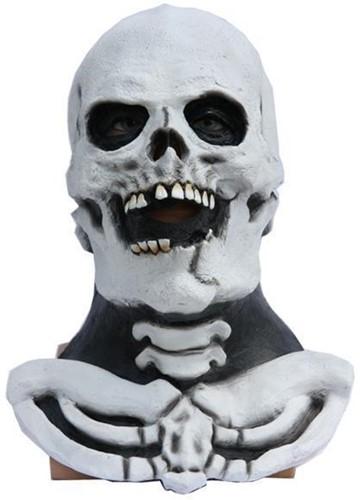 Skull Masker met Nek