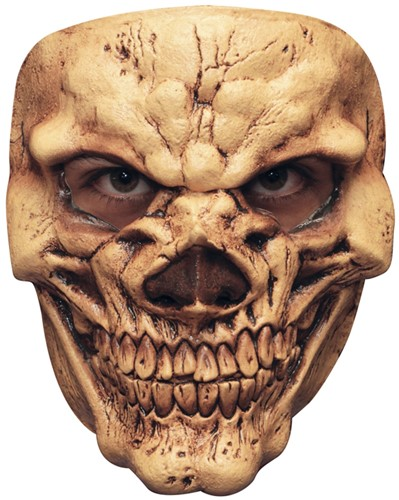 Masker Skull Latex (gezichtsmasker)-2