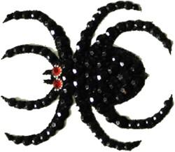 Tattoo Spin Glittersteentjes 6cm