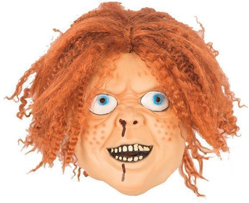 Masker Horror Pop Chucky (Latex)